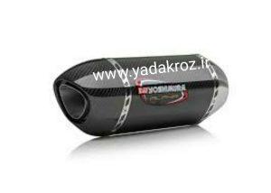 اگزوز قهرمانی موتور سیکلت سنگین کربن با صدای بسیار زیبا قابل نصب روی تمامی موتورها