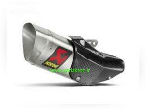 انواع اگزوز حرفه ای موتور سیکلت پالس هیوسانگ rs  ns  بنلی تریل CB  ninja