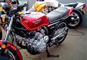 هندا هزار موتور سنگین