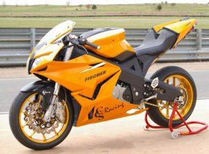 موتور سیکلت هیوسانگ جدید