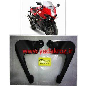 دستگیره شاخ پشت زین موتور سیکلت هیوسانگ ریس ۲۵۰