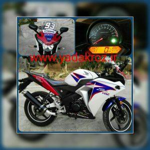 موتور سیکلت هنداcbr