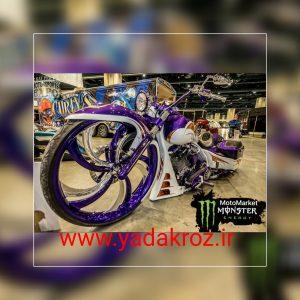 خاص ترین و زیبا ترین موتور سیکلت های جهان