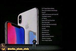 عکس آیفون 8پلاس اپل