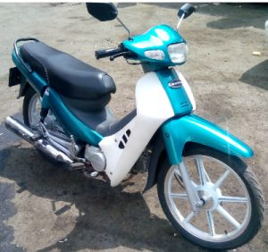 موتور سیکلت مودناس