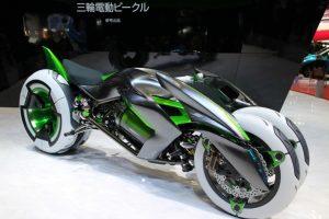 جدیدترین موتورسیکلت کاوازاکی با قابلیت تغییرشکل