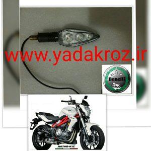 راهنما موتور سیکلت بنلی دوسیلندر و تک سیلندر 250 300