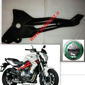 براکت جاپایی موتور سیکلت بنلی دوسیلندر،فروش لوازم بنلی